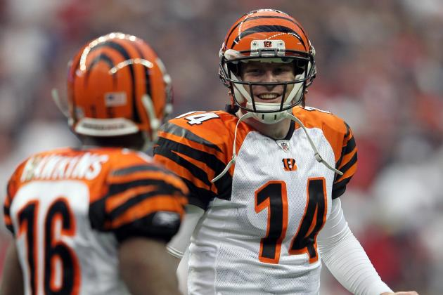 Updated W-L Predictions for Cincinnati Bengals' 2012 Schedule
