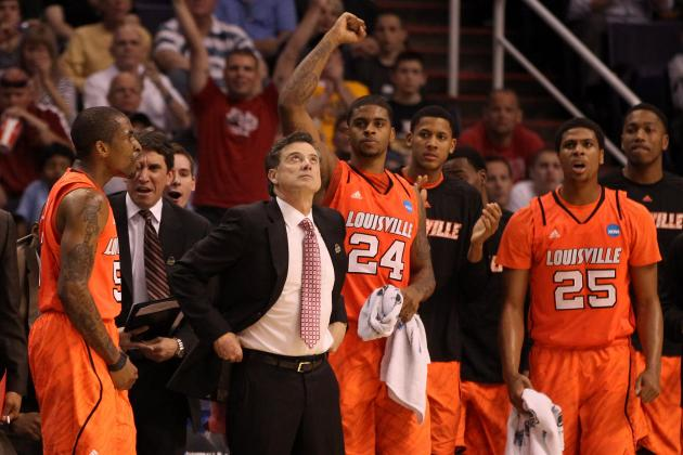 Louisville Basketball: 4 Vital Upgrades Louisville Needs to Win It All in 2013