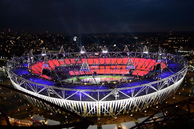 Olympics 2012, in the Eyes of James Bond