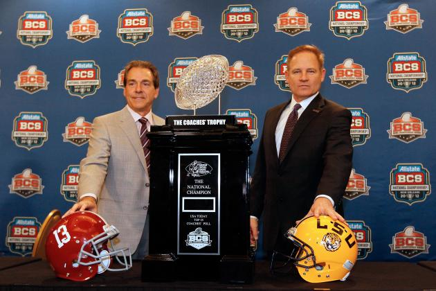 12 Teams Most Likely to End the SEC Dominance of the BCS Championship in 2013