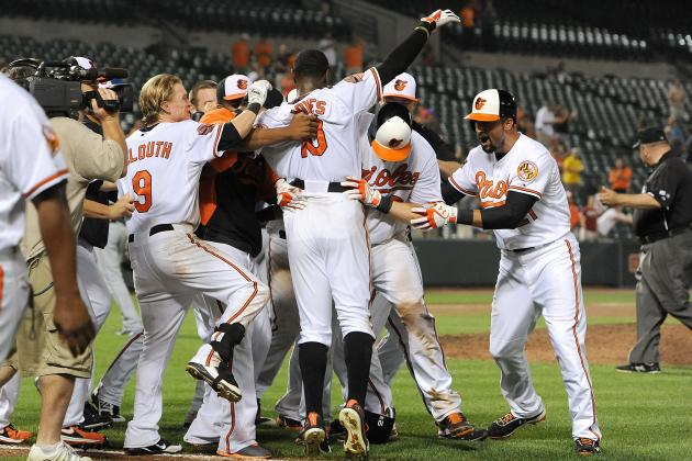 2012 Baltimore Orioles and the 10 Most Unexplainable MLB Teams of All Time