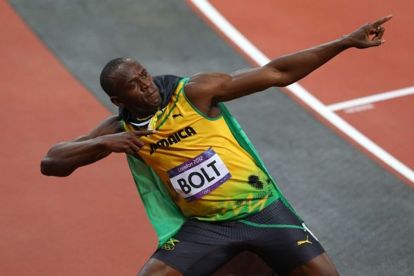Usain Bolt and the Most Insane Physical Features in Sports