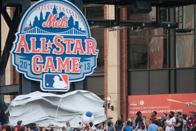 Where Citi Field's 2013 All-Star Game Logo Ranks Among the Best of All Time