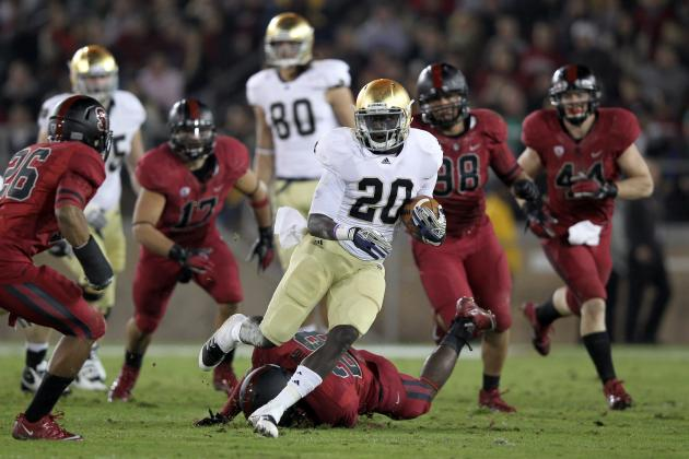 Notre Dame Football: 5 Most Important Players for the Irish in 2012