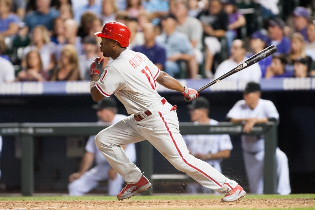 The Philadelphia Phillies' All-Speedster Team