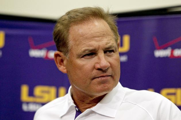 LSU Football Training Camp: Injuries, News, Analysis and Position Battles
