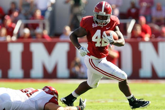 Alabama Football: 5 Names You Need to Know Before 2012 Season