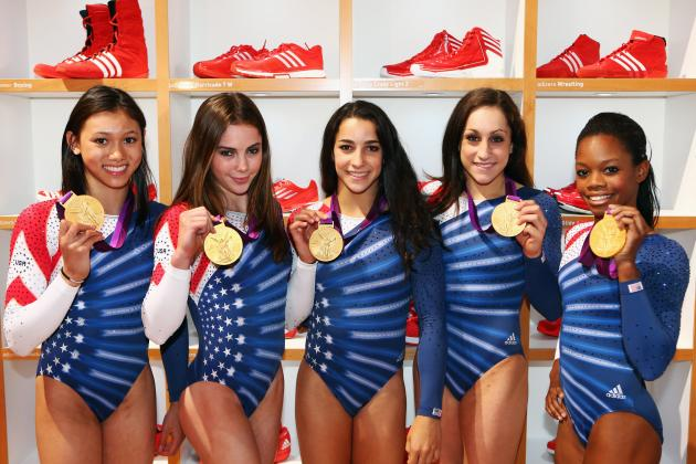 Olympics 2012: Top Medal Winners in Swimming, Gymnastics, Track and Field