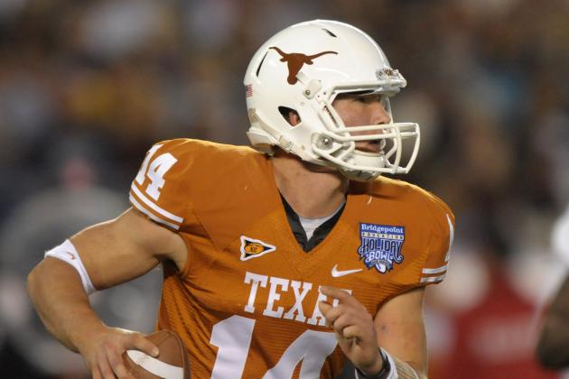 Texas Football: Weighing the Pros and Cons of David Ash Starting at QB