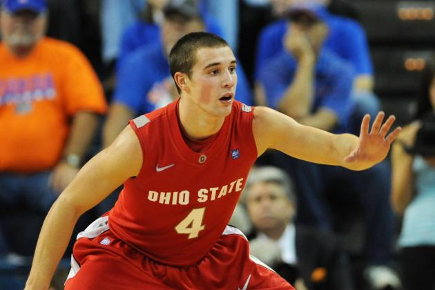 Ohio State Basketball: 5 Reasons Aaron Craft Is the Nation's Top Point Guard