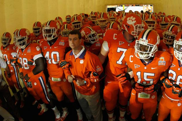 Clemson Football Training Camp: Injuries, News, Analysis and Position Battles
