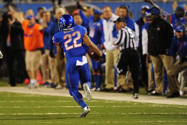 Boise State Football: 2012's Top Multi-Purpose Players