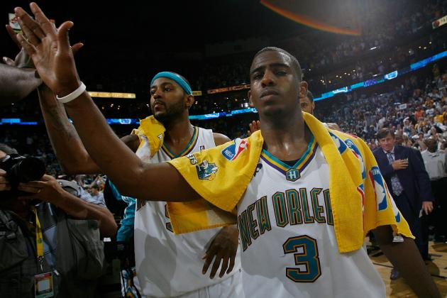 Top 10 Moments in New Orleans Hornets Franchise History