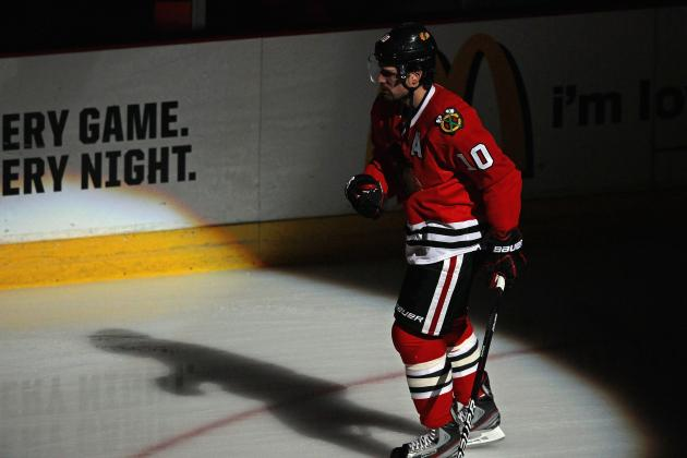 5 Reasons the Chicago Blackhawks Can Fly Under the Radar in 2012-13