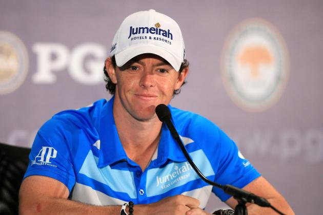 Rory McIlroy and the PGA Tour's 10 Sweetest Swings
