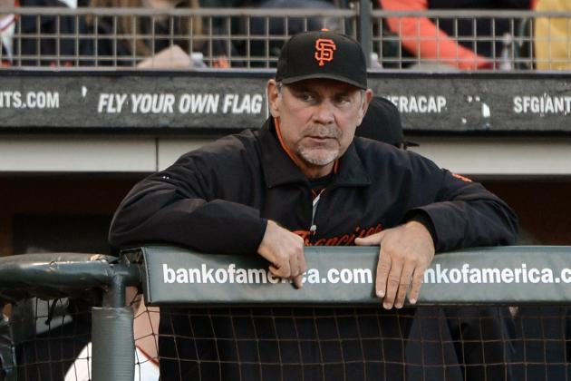 San Francisco Giants: September Call-Ups Who Could Make an Impact