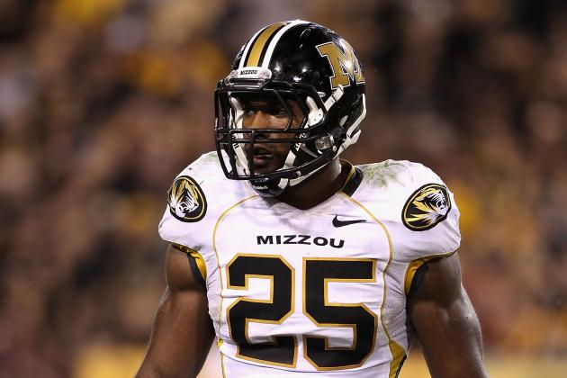 Missouri Football: What You Need to Know About Tigers' LB Zaviar Gooden