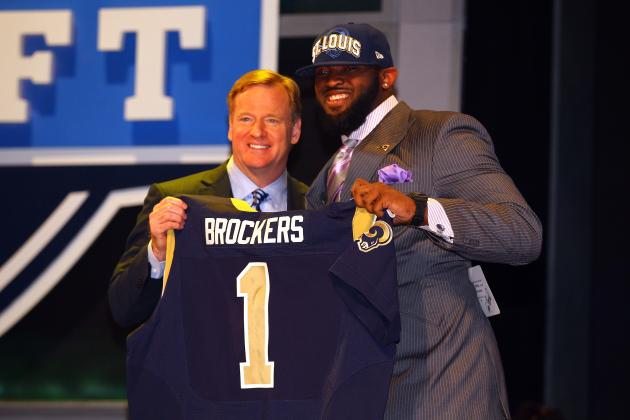 St. Louis Rams: Impact Rookies for the 2012 NFL Season