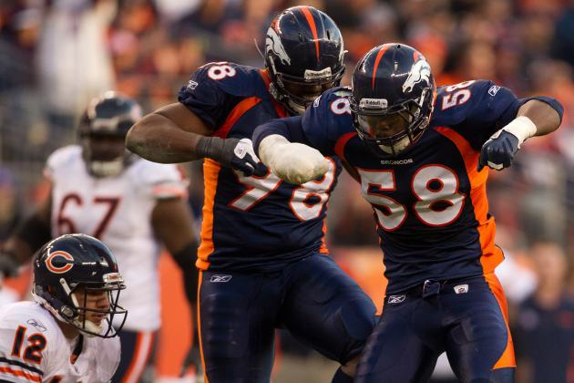 Orange Crush: Denver Broncos' Defensive Depth Chart vs. Chicago Bears