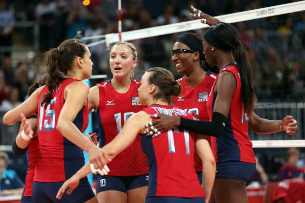 Olympic Volleyball 2012: 5 Reasons US Women Primed to Avenge Beijing Silver