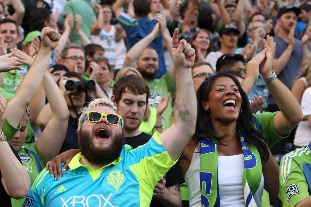 Best Fans in MLS? Social Media Outburst Shows Seattle Fans' True Colors
