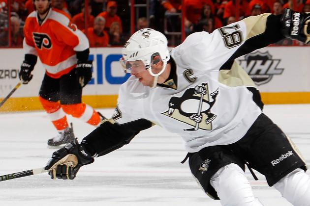 NHL: 10 Best 1-2 Punches Heading into 2012-13
