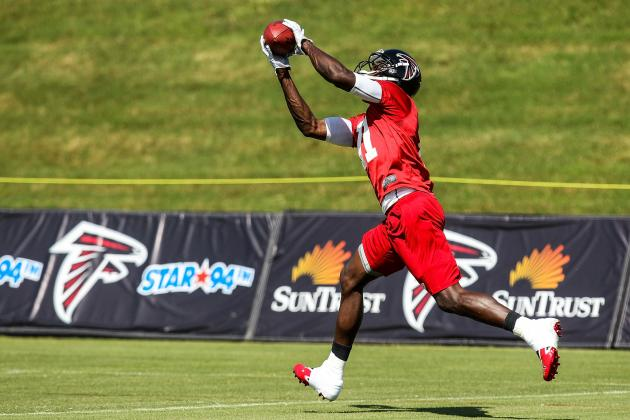 Atlanta Falcons: 5 Sleepers That Will