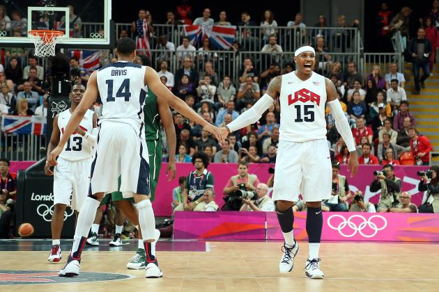 Olympic Basketball Highlights 2012: Most Surprising Players of Tournament
