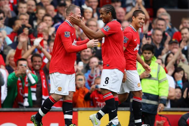 Manchester United vs Everton: Previewing United's Best Starting 11