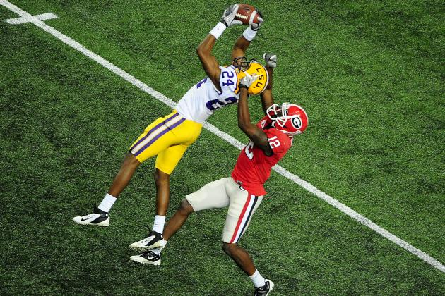 LSU Football: 5 Tigers Who Will Build Strong Hype Throughout 2012 Fall Practice