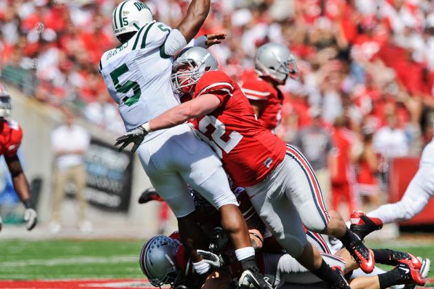 Big Ten Football Preview 2012: Top 10 Linebackers