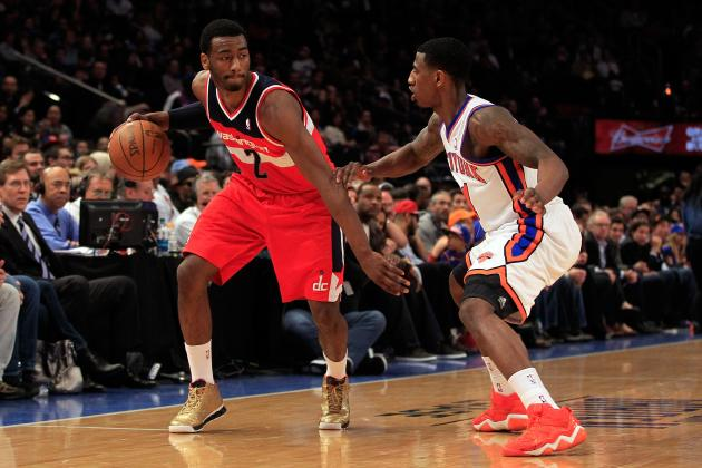 Washington Wizards: 5 Optimistic Predictions for Wizards in the 2012-13 Season