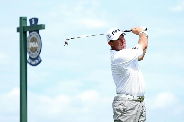 PGA Championship 2012: Top Golfers Who Are Already out of Contention
