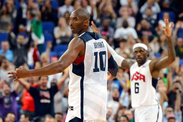 Olympic Basketball 2012: 5 Ways USA Is Still Vulnerable in Gold Medal Game