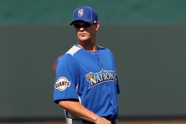 2012 MLB Power Rankings: Top US Born Starting Pitchers for Each NL Team