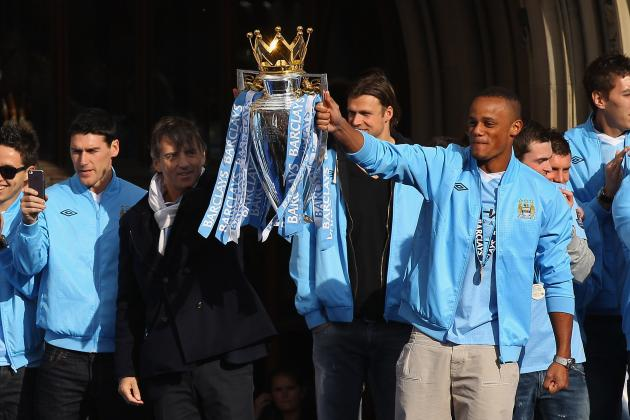10 Things Manchester City Must Get Right to Repeat Premier League Title Success
