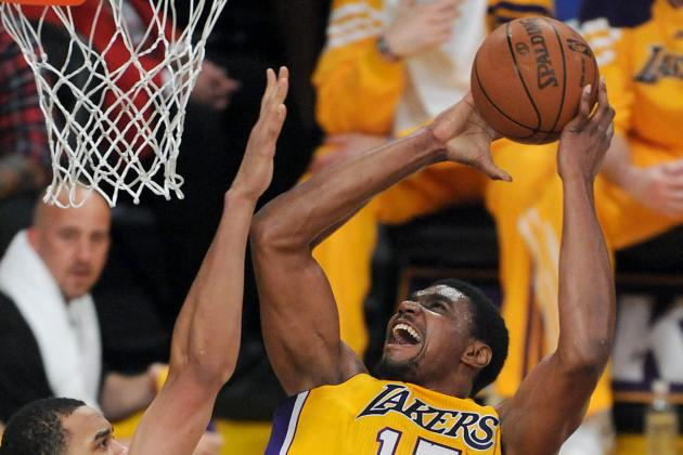 Philadelphia 76ers: Why Trading Andre Iguodala for Andrew Bynum Would Be Huge