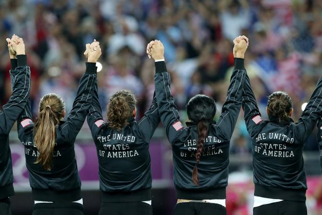 Olympics 2012: Nation Power Rankings, Day 13 Edition