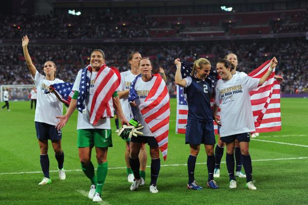 Five Things We Learned from Olympic Women's Soccer Final