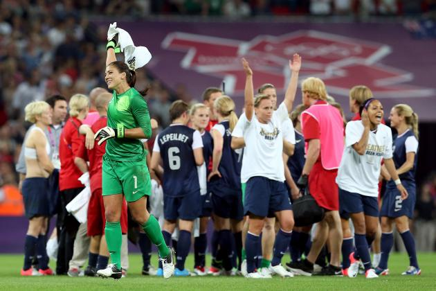 Olympic Football: 4 Ways US Women Turned Tables and Got Revenge on Japan