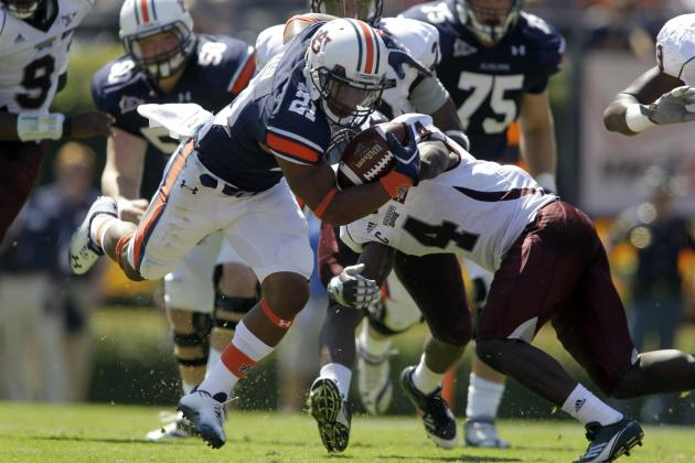 Auburn Football: Why Tigers Will Cruise Past Bulldogs in Week 2