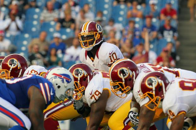 Redskins vs. Bills: Washington's Biggest Winners and Losers