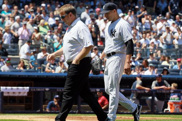 Yankees Trade Talk: 5 SPs to Replace Andy Pettitte If His Setbacks Continue