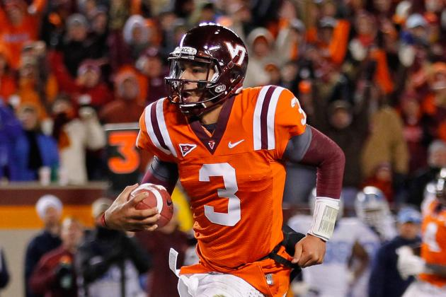 Virginia Tech Football: Why Logan Thomas Should Not Be Compared to Cam Newton