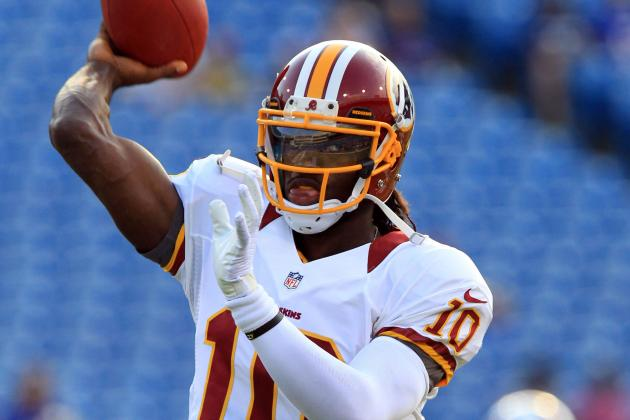 Redskins vs. Bills: 8 Things We Learned from Washington's Preseason Debut