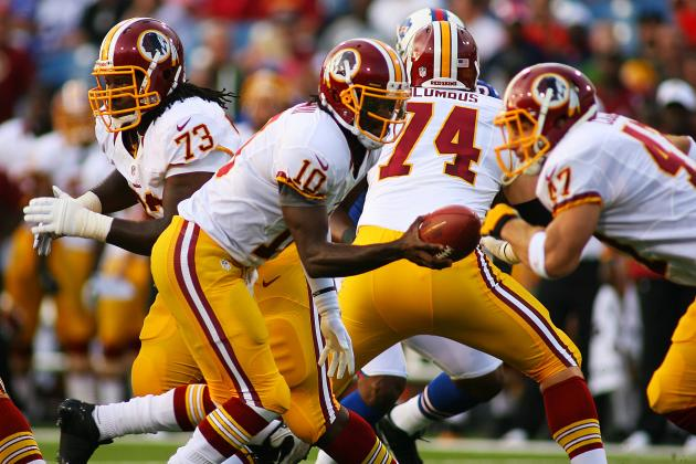 10 Observations from Washington Redskins Preseason Opener