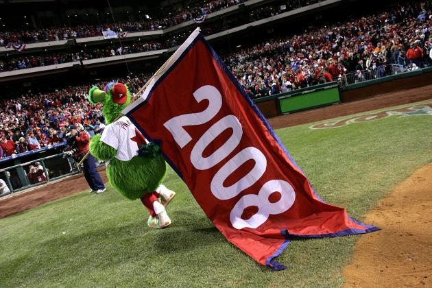 The Philadelphia Phillies' Biggest Disappointments Since the 2008 World Series