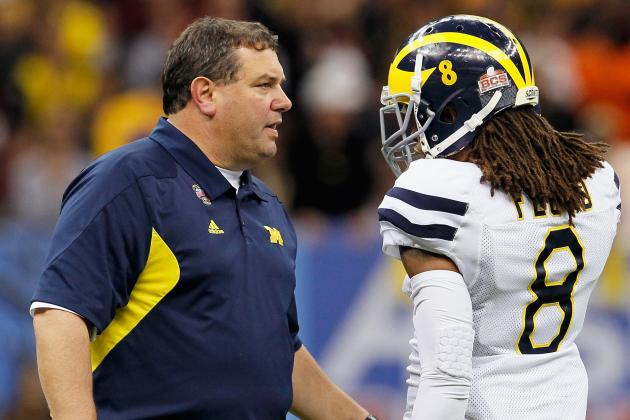 Michigan Football: 20 Bold Predictions for Wolverines in 2012