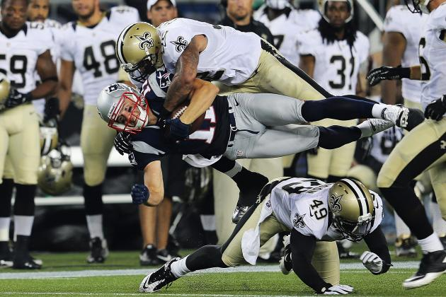 Saints vs. Patriots: Biggest Winners and Losers