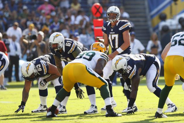 Packers vs. Chargers: Stock Up, Down for San Diego Players in Preseason Debut